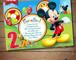 157 best mickey mouse clubhouse invitation u0026 party printables