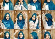 tutorial hijab paris zaskia rectangular hijab tutorial segi empat simple for 2016 2017 hijabiworld