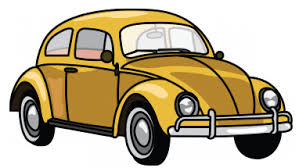 how to draw vw beetle a car easy step by step drawing tutorial