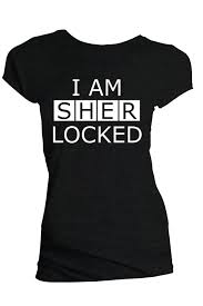 Black Flag Baseball Tee Sherlock T Shirt Sherlocked Black Skinny Fit