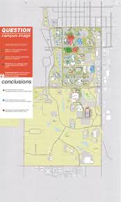 Map Of Central Michigan University by Charrette Posters Central Michigan University