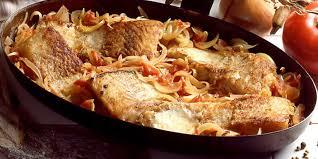 la cuisine lyonnaise morue à la lyonnaise facile et pas cher recette sur cuisine actuelle