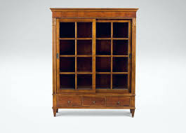 Hooker Bookcases Bookcase Curio Bookcase Cabinets Hooker Furniture Sanctuary Two