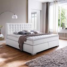 Schlafzimmer Dekoriert Wohndesign Tolles Moderne Dekoration Boxspring Betten Luxus
