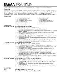 Sle Good Resume Objective 8 Exles In Pdf Word - 8 best creative resumes pr careers images on pinterest resume