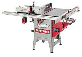 Best Contractor Table Saw by Evolution Of Craftsman Table Saws Toolmonger