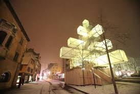 christmas trees by architects huffpost