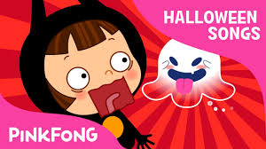 the little ghost halloween songs pinkfong songs for children
