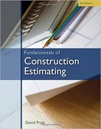 Mechanical Construction Estimating by Fundamentals Of Construction Estimating David Pratt