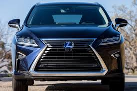 lexus rx safety rating lexus gets wilder with 2016 rx
