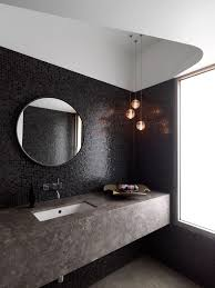 black bathroom inspiration be inspired we love the idea of black in the bathroom we hope you get as inspired as we did