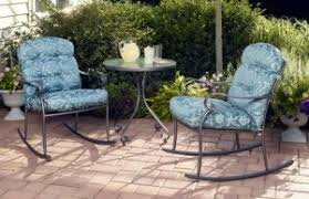 Outdoor Furniture Cushions Walmart by Mainstays Willow Springs Cushions Walmart Replacement Cushions