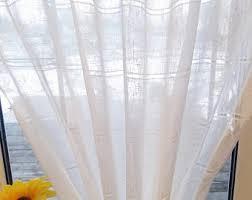 boho curtains etsy