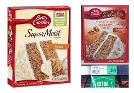 betty crocker cake mix only 0 63 at winco stock up price utah