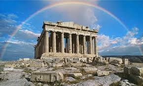 Parthenon Interior Parthenon Voted The Most Beautiful Building In The World Neos Kosmos