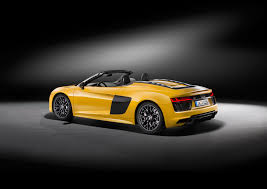 price of an audi r8 v10 2017 audi r8 spyder price set from 179 000 in germany autoevolution