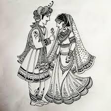 drawn bride pencil sketch pencil and in color drawn bride pencil