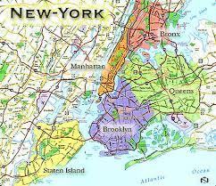 york city on map york city global sherpa