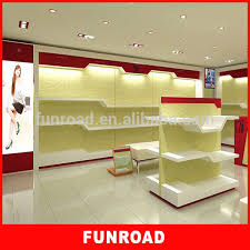 cabinet shop for sale customized free design glasses wood bag cabinet for retail shop