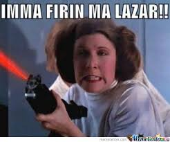 Lazer Meme - imma firin my lazer by dacookiemonster meme center