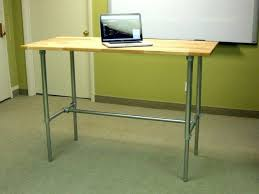 desk diy adjustable standing desk conversion height adjustable