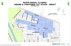 Illinois District Map by Village Of River Grove Welcome