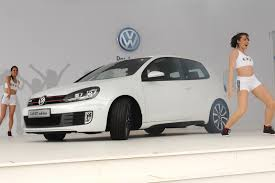 white volkswagen gti vw golf gti adidas special unveiled goes on sale in the u s