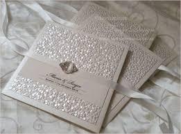 bling wedding invitations pearl wedding invitations webcompanion info