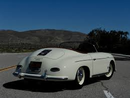convertible porsche 356 1957 porsche 356 speedster convertible for sale in reno nv