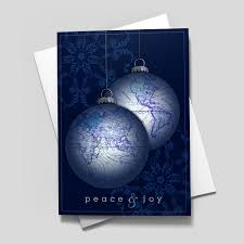 blue world ornaments business cards by cardsdirect