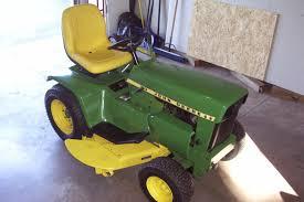 john deere 110 garden tractor ebay