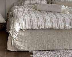 custom bed skirt etsy