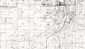 Map Of Atlanta Hammonds House