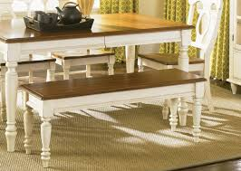 kitchen endearing white kitchen table with bench f j fjord set