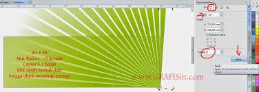 rumus membuat latar belakang tutorial membuat background sederhana di coreldraw grafisin