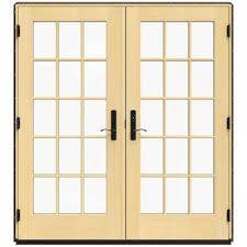 72 x 80 wood patio doors exterior doors the home depot