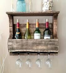 wood wall wine rack u2013 gosate co
