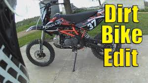 motocross bike reviews apollo 125cc dirt bike edit youtube