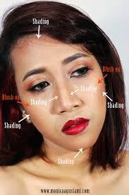 tutorial make up natural untuk kulit coklat monica agustami tutorial sexy glam makeup untuk kulit sawo matang