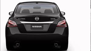nissan altima 2016 features 2016 nissan altima super black youtube
