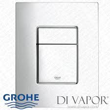 Grohe Cosmopolitan Grohe 38732000 Flush Plate Skate Cosmopolitan Dual Flush