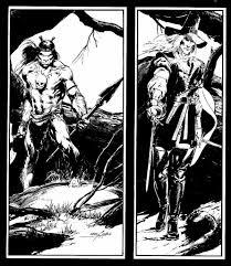 giant size marvel king kull red sonja solomon kane by neal adams