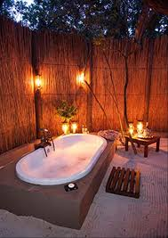 18 amazing outdoor bathtubs i want one home decor ideas