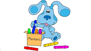blues clues coloring coloring book coloring pages kids