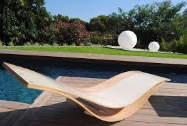 sedia sdraio giardino sdraio da giardino foto design mag