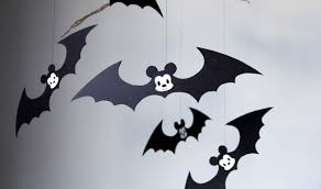 mickey halloween bat mobile disney family