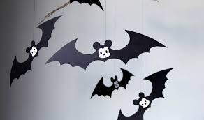 Halloween Mobile Craft by Mickey Halloween Bat Mobile Disney Family
