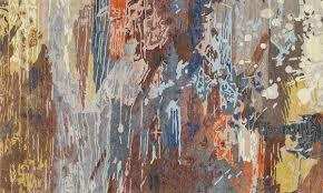 momeni millenia handmade multicolored 8x10 rug the dump