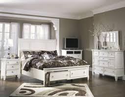 prentice storage sleigh bedroom set from b672 coleman