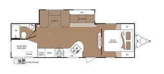 wilderness travel trailer floor plan d u0026d rv center